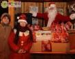 Évente többezer ajándék szétosztásával is segíti a lakosságot a Mátrix Mikulása