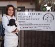 Állatmentés: Alma szerető Gazdihoz került!